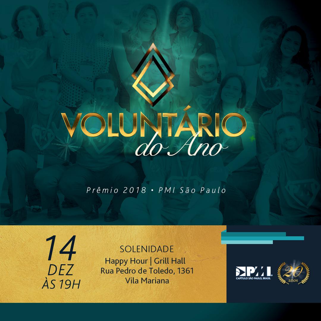 Prêmio Voluntário do Ano