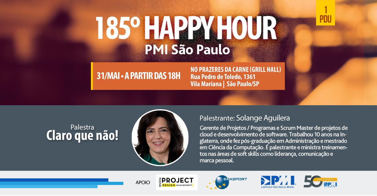 185 Happy Hour PMI São Paulo