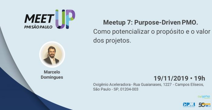 Meet Up - Purpose-Driven PMO