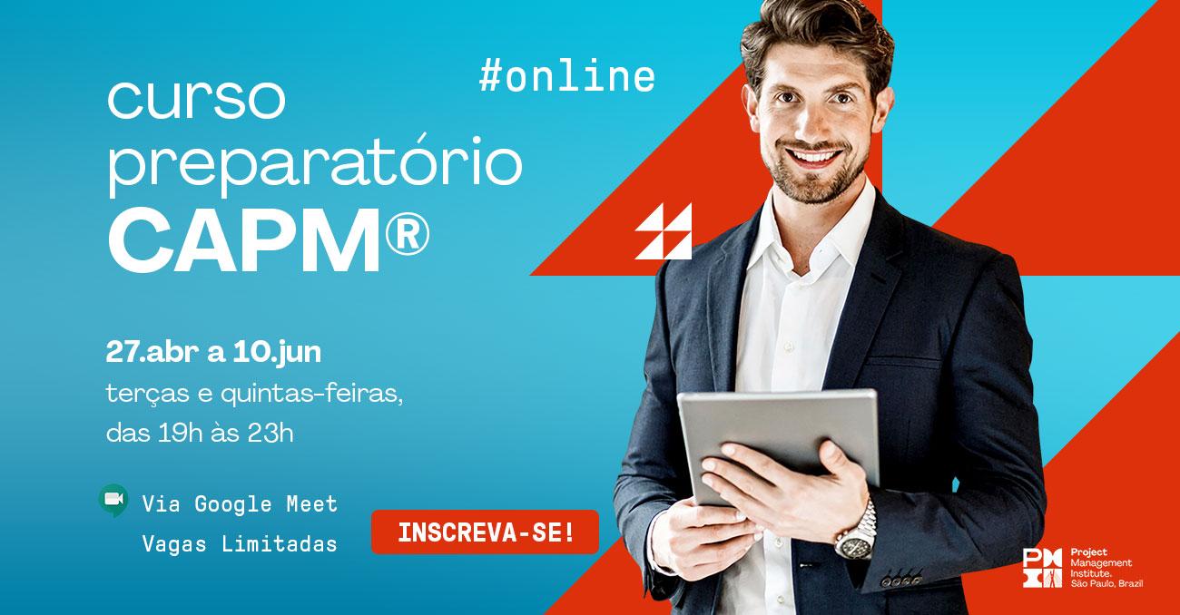 certificação CAPM PMI São Paulo